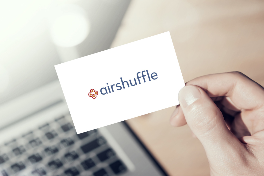 Sample branding #1 for Airshuffle