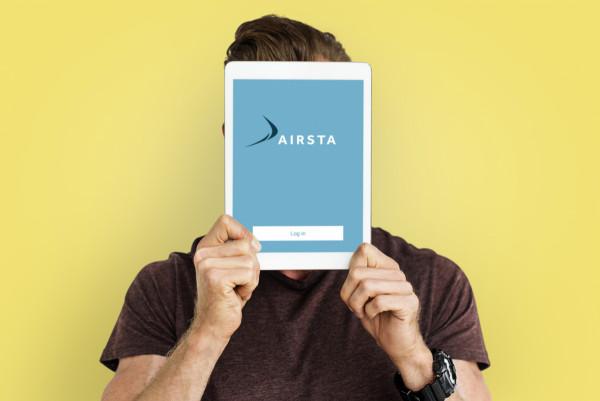 Sample branding #3 for Airsta