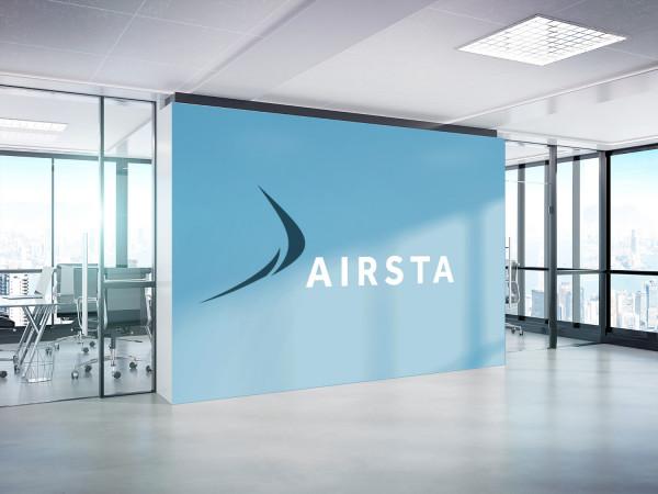Sample branding #2 for Airsta