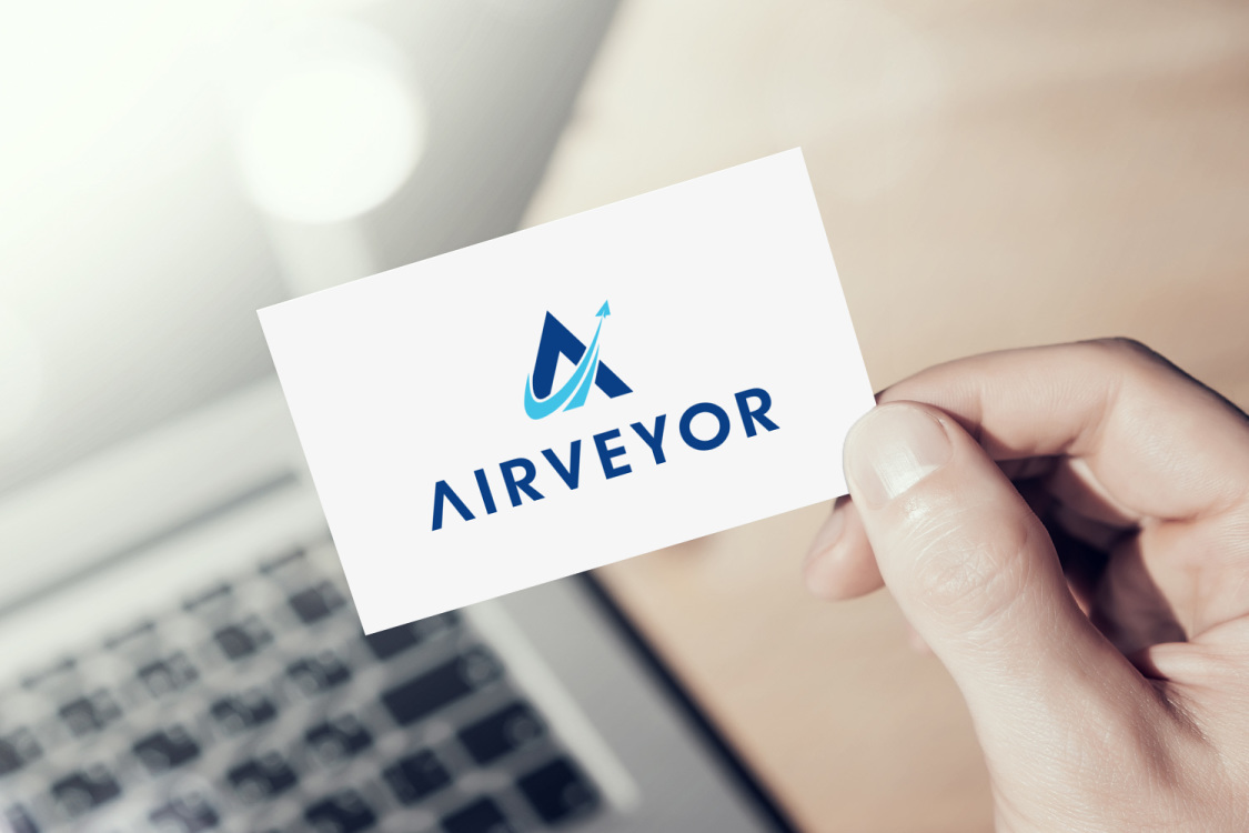 Sample branding #3 for Airveyor