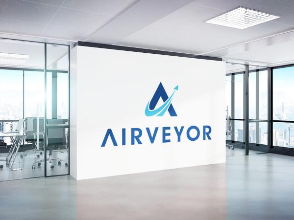 Sample branding #2 for Airveyor