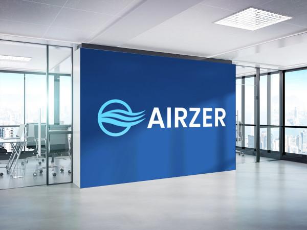 Sample branding #1 for Airzer