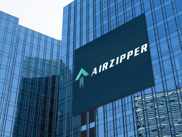 Sample branding #2 for Airzipper