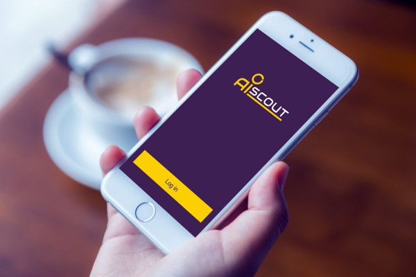 Sample branding #3 for Aiscout