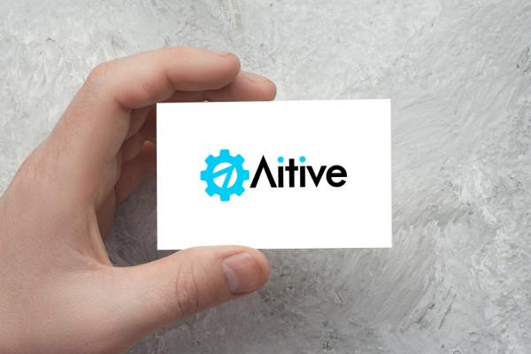 Sample branding #1 for Aitive