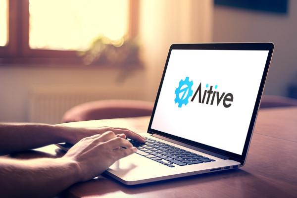 Sample branding #2 for Aitive