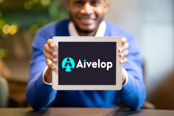 Sample branding #1 for Aivelop