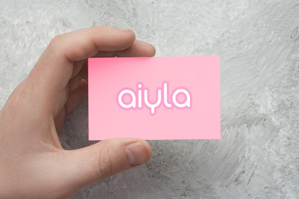 Sample branding #2 for Aiyla