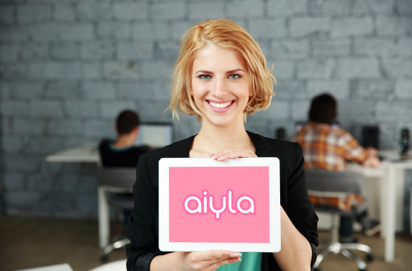 Sample branding #1 for Aiyla
