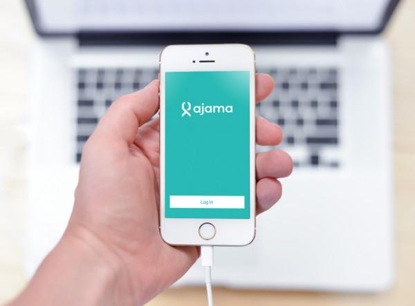 Sample branding #2 for Ajama