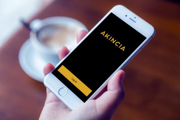 Sample branding #3 for Akincia