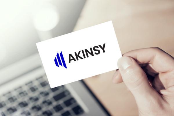 Sample branding #2 for Akinsy