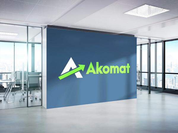 Sample branding #1 for Akomat