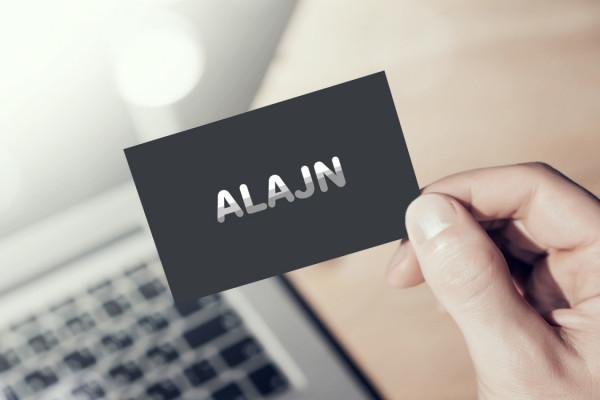 Sample branding #3 for Alajn