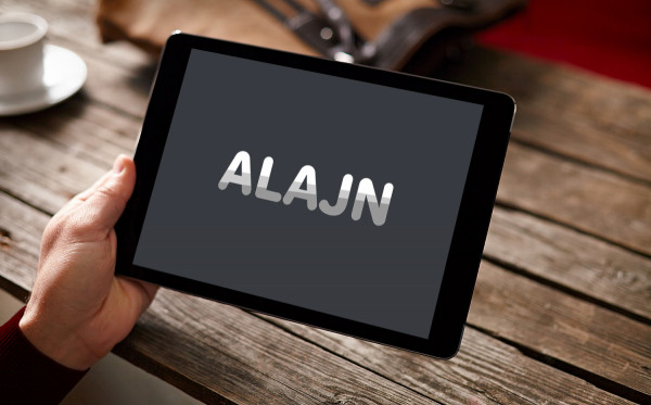 Sample branding #2 for Alajn