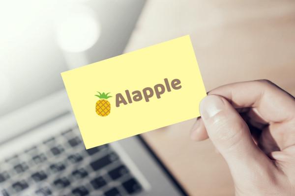 Sample branding #1 for Alapple