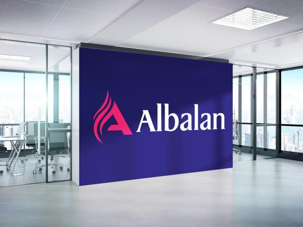 Sample branding #3 for Albalan