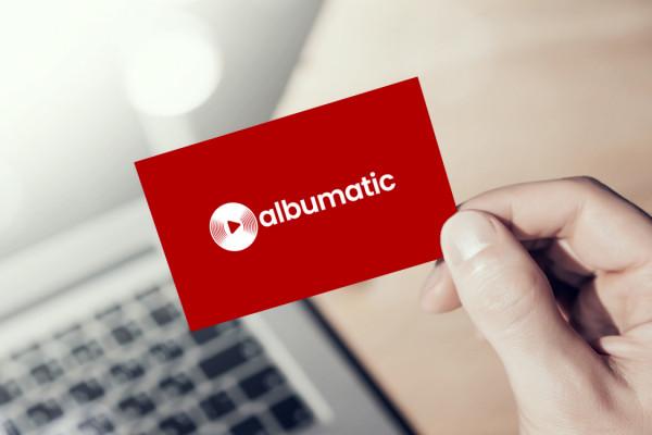 Sample branding #1 for Albumatic