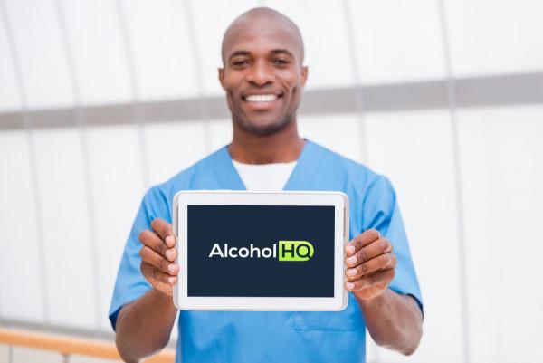 Sample branding #3 for Alcoholhq