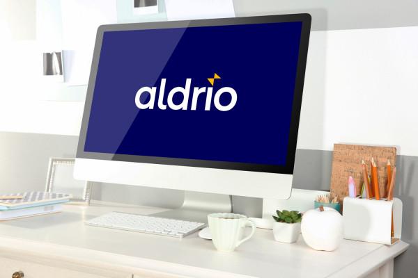 Sample branding #3 for Aldrio