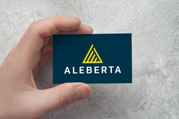Sample branding #1 for Aleberta