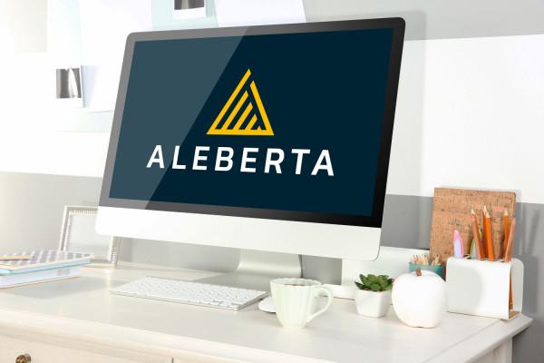 Sample branding #2 for Aleberta