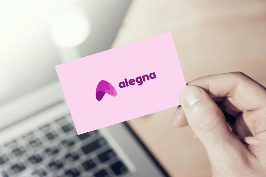 Sample branding #3 for Alegna