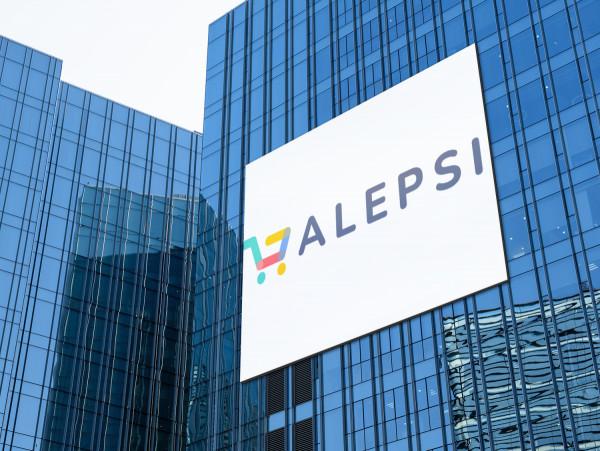 Sample branding #3 for Alepsi