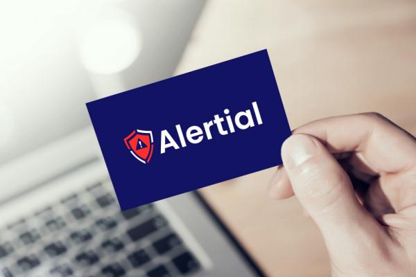 Sample branding #3 for Alertial