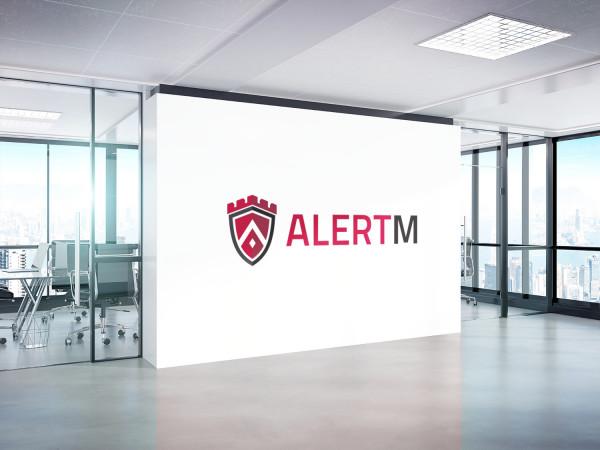 Sample branding #1 for Alertm