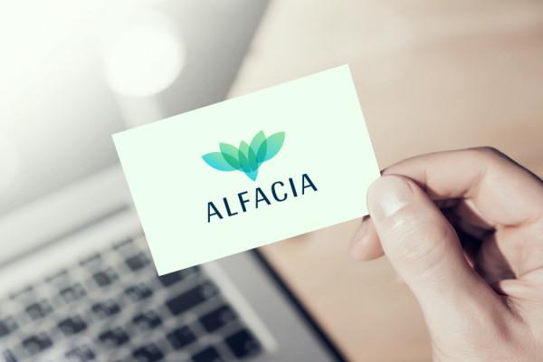 Sample branding #1 for Alfacia