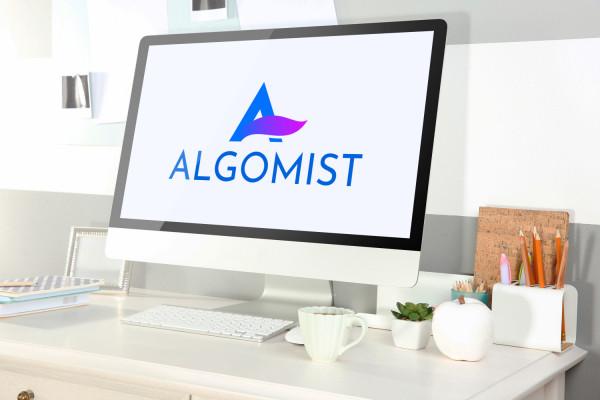 Sample branding #2 for Algomist