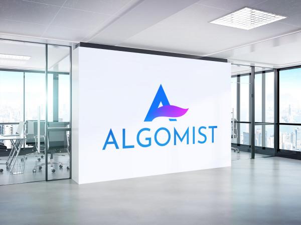 Sample branding #1 for Algomist