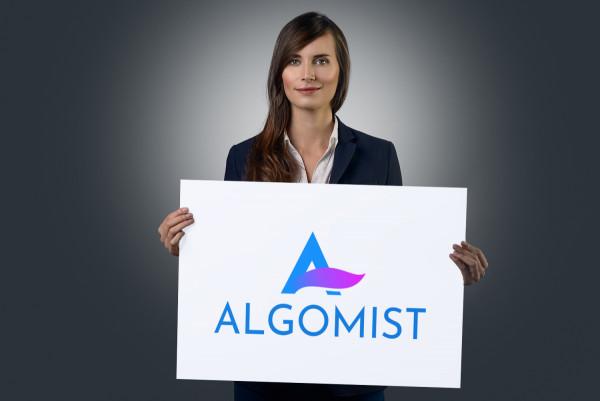 Sample branding #3 for Algomist