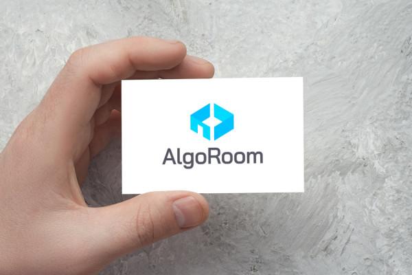 Sample branding #2 for Algoroom