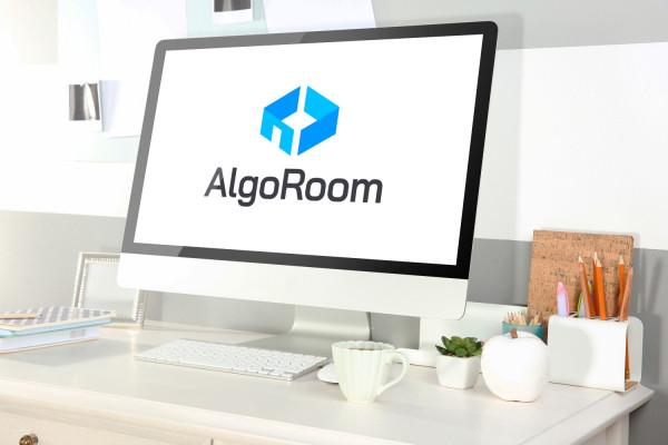 Sample branding #1 for Algoroom