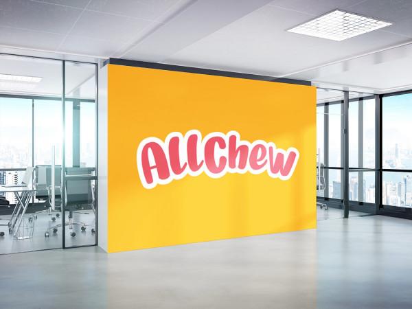 Sample branding #2 for Allchew
