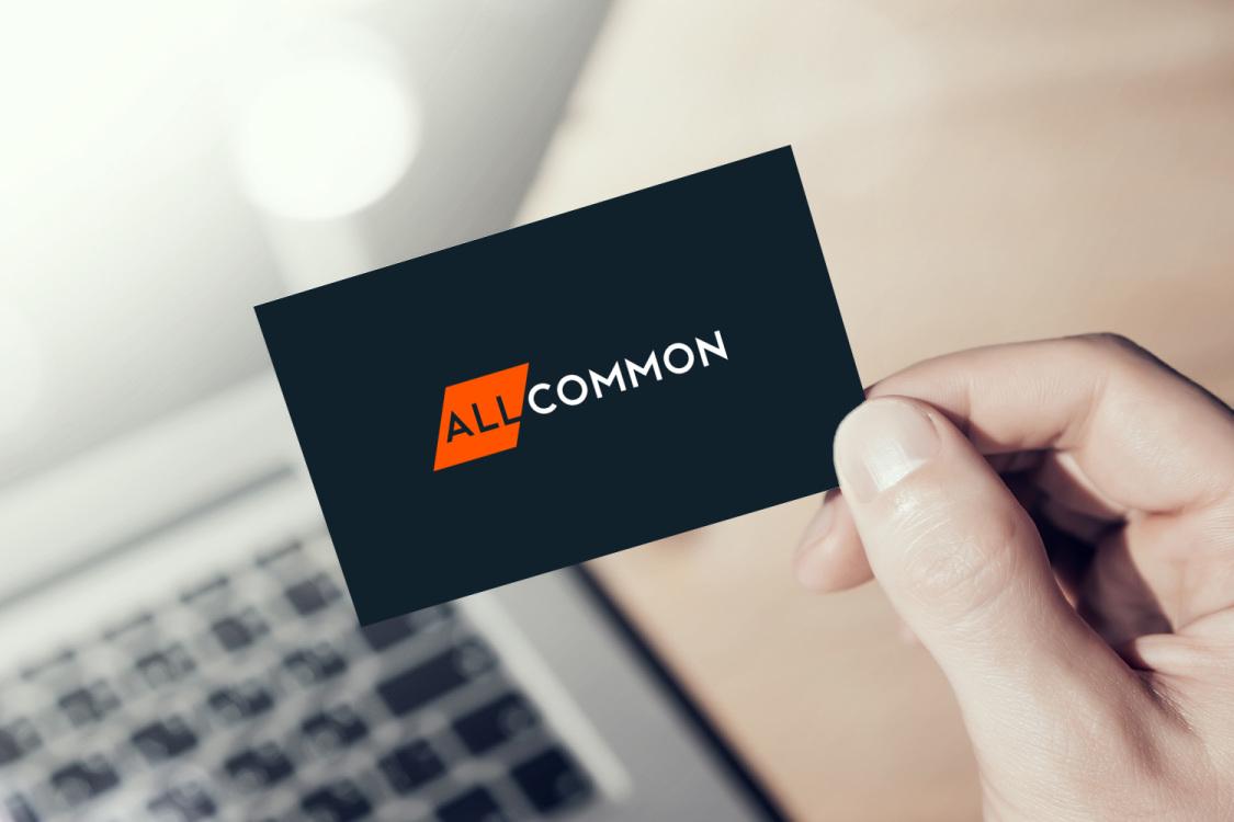 Sample branding #2 for Allcommon