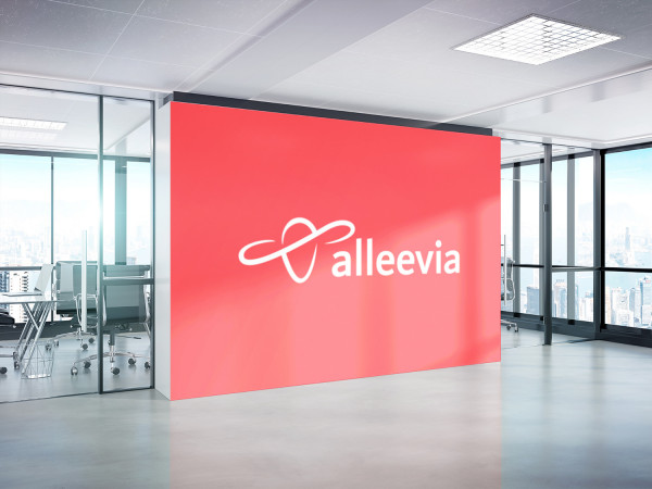 Sample branding #1 for Alleevia