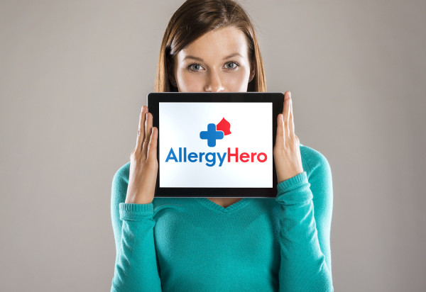 Sample branding #1 for Allergyhero