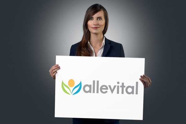 Sample branding #2 for Allevital