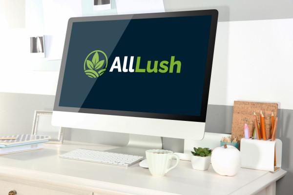 Sample branding #3 for Alllush