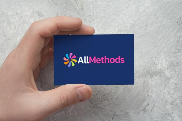 Sample branding #2 for Allmethods