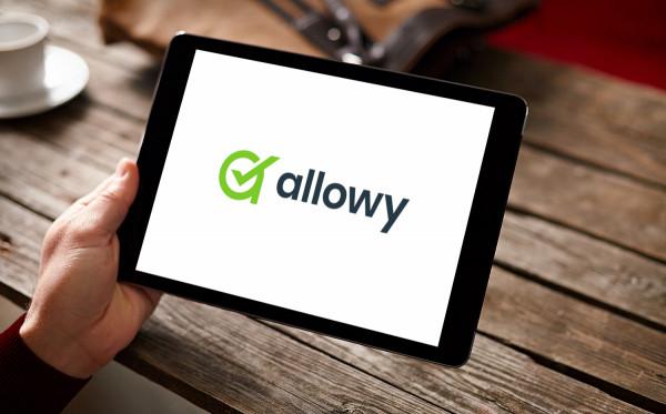 Sample branding #1 for Allowy