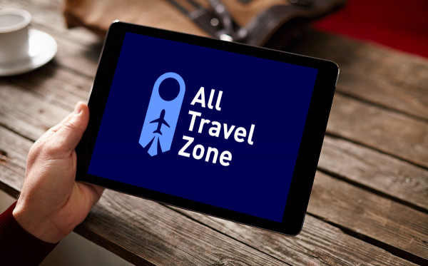 Sample branding #2 for Alltravelzone