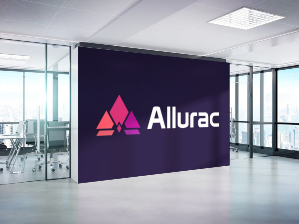 Sample branding #1 for Allurac