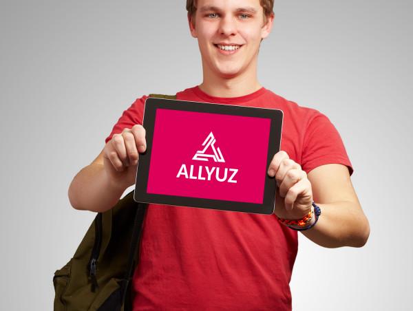 Sample branding #3 for Allyuz
