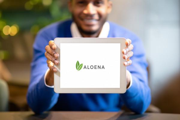 Sample branding #2 for Aloena