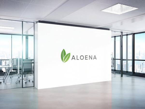 Sample branding #3 for Aloena