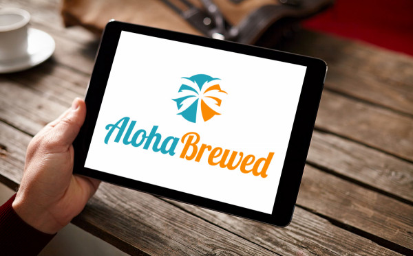 Sample branding #3 for Alohabrewed